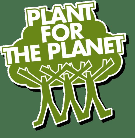 Baum pflanzen mit der Großen Zyklus-Uni für Plant for the Planet