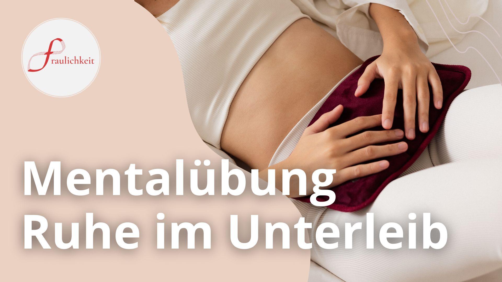 Meditation Frau Zyklus Schoß Fraulichkeit Youtube Anne Lippold