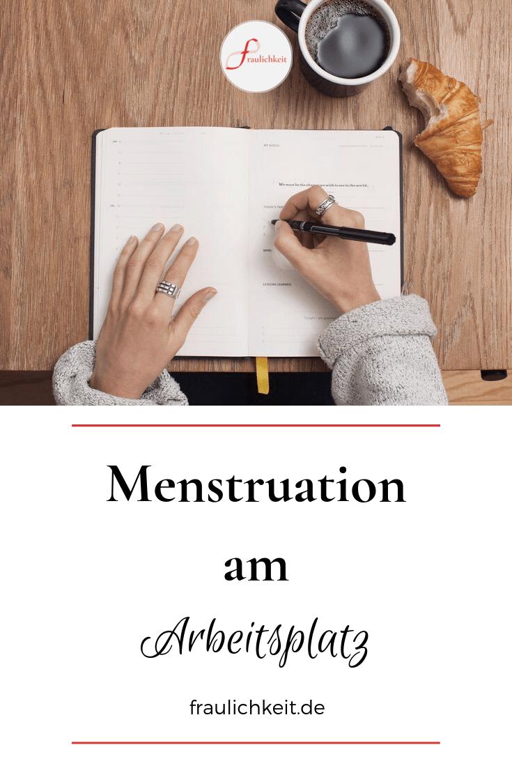 Fraulichkeit kostenloses Ebook Menstruation am Arbeitsplatz Blogparade