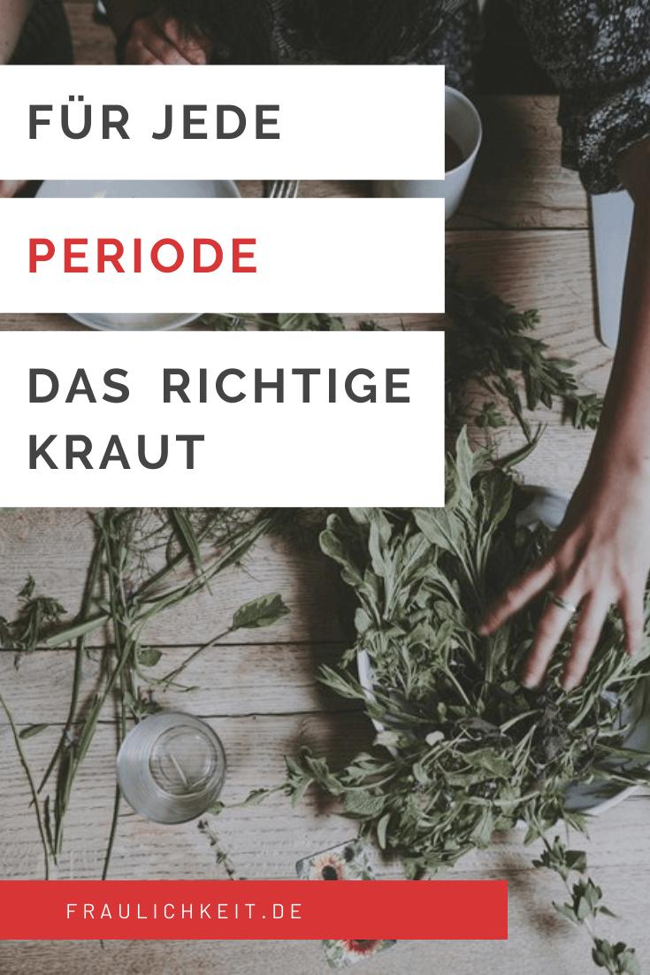 Pinterest Fraulichkeit Pin Hausmittel gegen Regelschmerzen: Unterleibsschmerzen/Menstruationsbeschwerden natürlich mit Kräutern