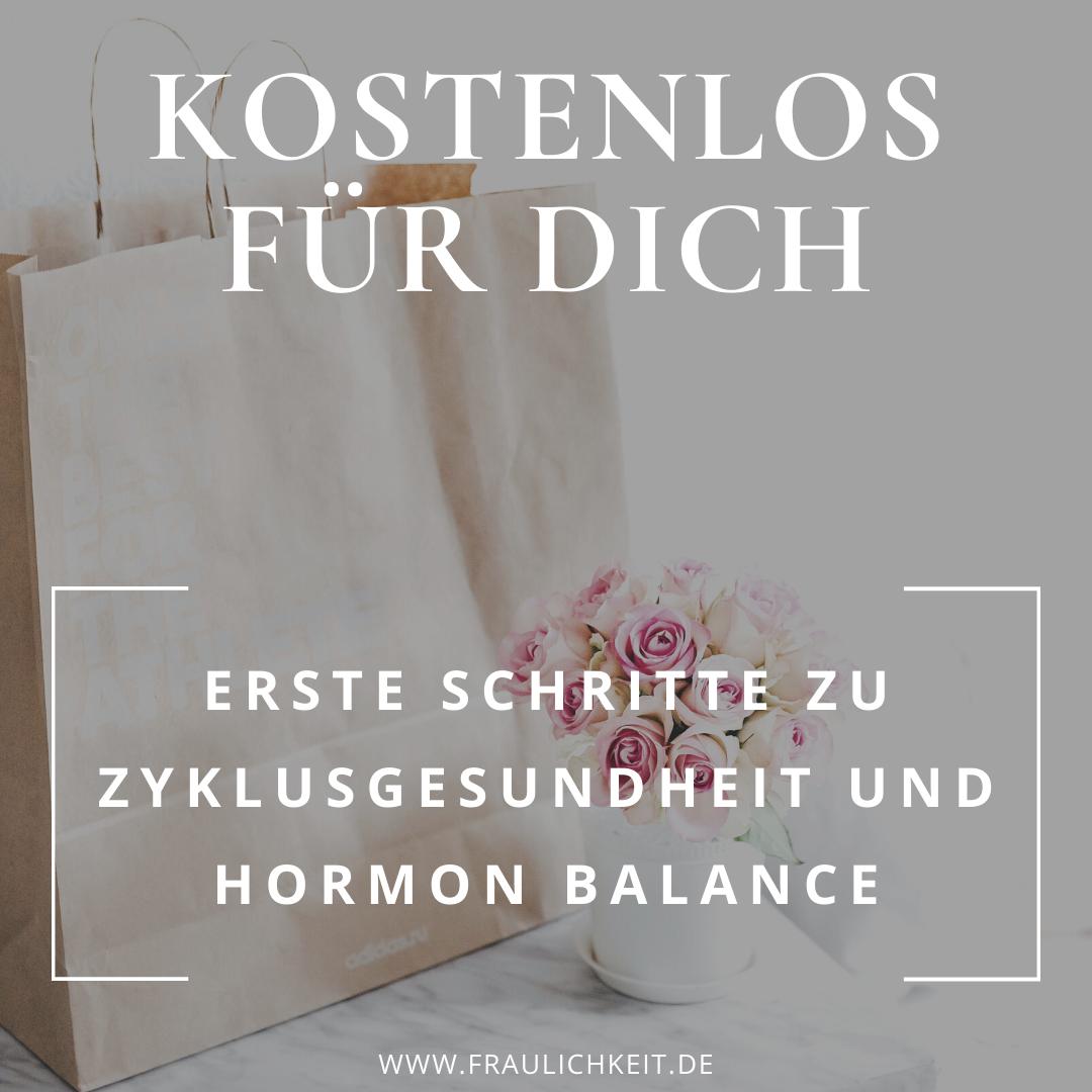 Kostenlos eBook Onlinekurs Coaching Zyklusachtsamkeit Menstruationsbeschwerden PMS Stimmungsschwankungen Cycle Syncing Fraulichkeit Anne Lippold