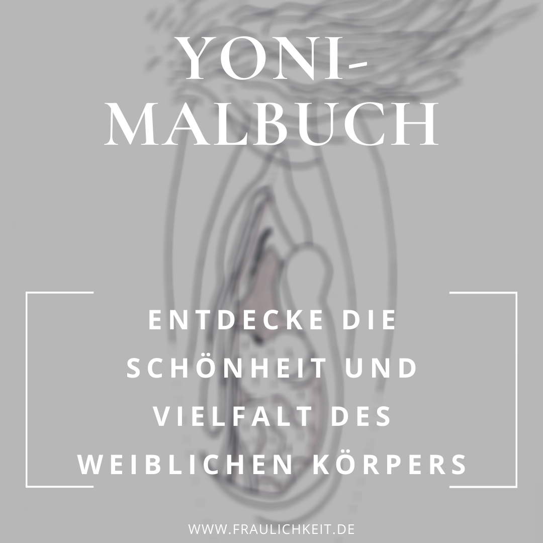 Yoni Vulva Malbuch Ausmalen Erwachsene Anne Lippold Fraulichkeit