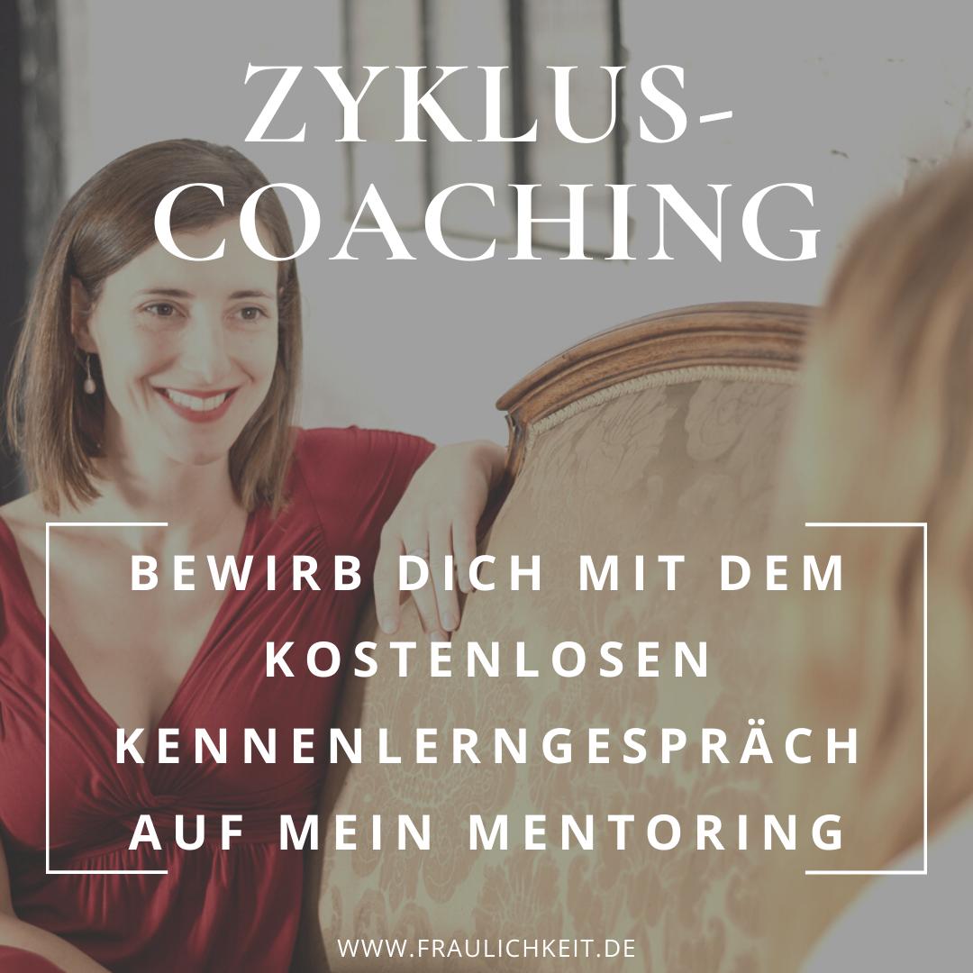 Zyklus Coaching Mentoring Fraulichkeit Anne Lippold