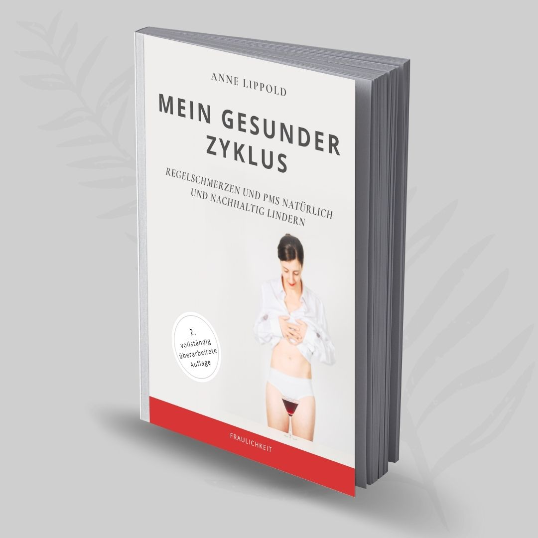 Buch Regelschmerzen Zyklusgesundheit von Anne Lippold